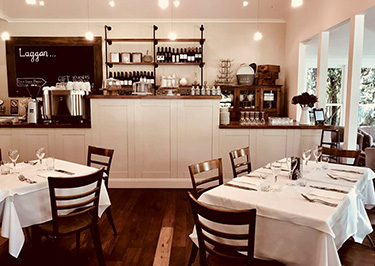 The Restaurant (Laggan Pantry)
